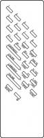 CLASSIC IRC81168 Alat kawalan jauh gantian