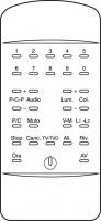 CLASSIC IRC81129 Alat kawalan jauh gantian