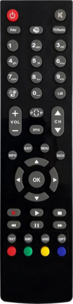 Alat kawalan jauh gantian untuk Classic 20258174