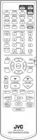 JVC TH-V70 Vervanging afstandsbediening