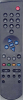 Vervangings afstandsbediening voor Classic IRC81103