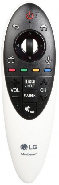 Replacement remote control for LG PF1000