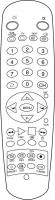 CLASSIC IRC81051 Erstatningsfjernkontroll