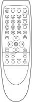 ZAPP ZAPP295 Erstatningsfjernkontroll
