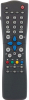 Replacement remote control for Classic IRC81283
