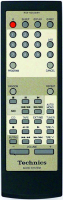 TECHNICS SC-HD505 Telecomandă de schimb