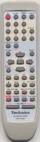 TECHNICS SC-HDV600 Telecomandă de schimb
