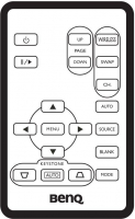 BENQ BP6240 Telecomandă de schimb