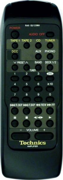 Telecomandă de schimb pentru Technics SU-A900MK2
