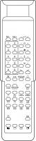 CLASSIC 105-057H Telecomandă de schimb