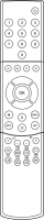 ERISSON 0806-RC1340-04 Fjärrkontroll för utbyte