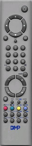 รีโมทคอนโทรลสำหรับใช้ทดแทน Classic IRC81469