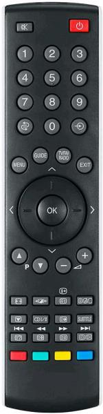 Pamalit na remote control para sa Toshiba 32EL933G