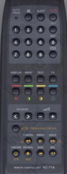 Дублікат пульта дистанційного керування для Bruns 37-200RFT
