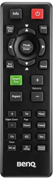 Дублікат пульта дистанційного керування для BenQ MX505